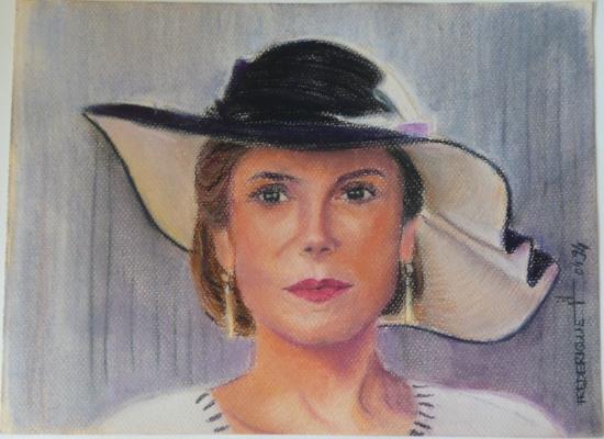 Catherine Deneuve par Rochelle